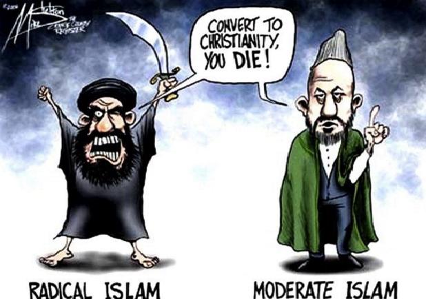 True Islam radical Isalm