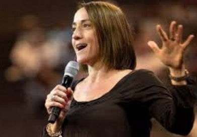 Christine Caine New Age Charges