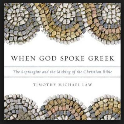 When God Spoke Greek