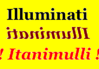 Itanimulli Is Illuminati spelled backwards. So, Now what?